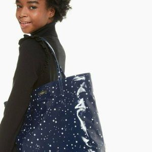 Kate Spade Daycation Night Sky bon shopper